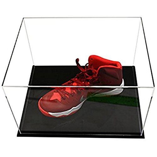 large clear acrylic display case - 2