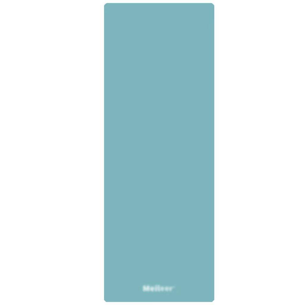Bleu-a Yoy-mat Tapis de Yoga en Caoutchouc Naturel de 4mm Professionnel Portable Couverture de Yoga de Fitness Pliable Portable 183  68cm