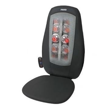 Entry Shiatsu Massage Chair HoMedics Amazoncouk Health