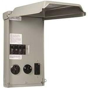 Power Panel    Rv    100a    50      30   20a   Amazon