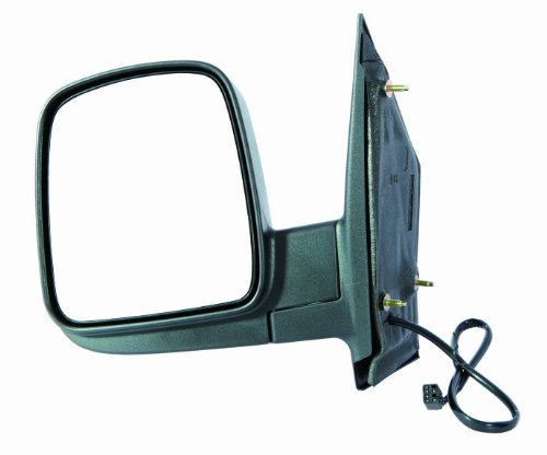 for 2003 2004 2005 2006 2007 Chevrolet Chevy Express | Gmc Savana Power Heated Side Mirror Driver Side Replacement ()