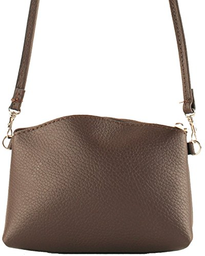 Pochette Madeline PO131623O Femme histoireDaccessoires Marron Fonce dRzYgqYnwp
