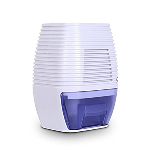 Dehumidifier, Greatic 300ML Mini Home Dehumidifier Air Dryer for Bedroom Bathroom Kitchen by Greatic