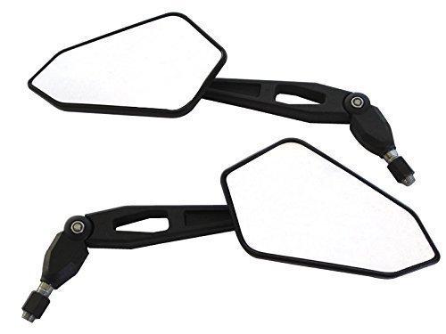 Motorrad Spiegel Ausgezeichnete Qualität E-Gezeichnet Naked & Supermoto Motorrad Spiegel