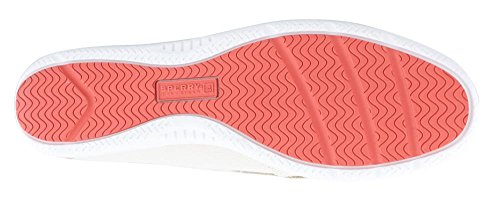 Sperry Top-Sider Womens Sea-Sider Canvas Boat Shoe Ivory