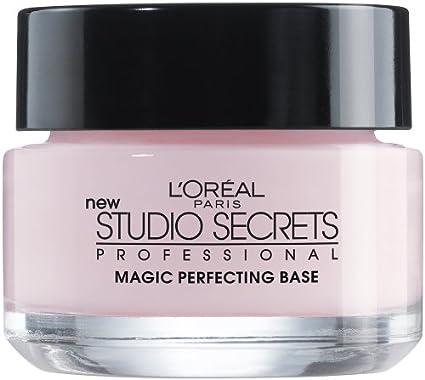 L'Oreal Paris Studio Secrets Professional Magic Perfecting Base, 0.5-Fluid Ounce L' Oreal Paris