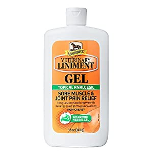 Absorbine Veterinary Liniment Gel 5