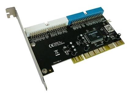 Tarjeta controladora PCI a IDE, ATA 66? (133 UDMA6 Chipset ...