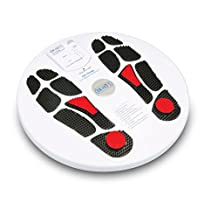 DR-HO'S Circulation Promoter TENS Machine and EMS - Improves Circulation, Reduces Swelling, and Alleviates Feet and Leg Pain - Basic Package (Includes DR-HO'S Pain Therapy System and More)