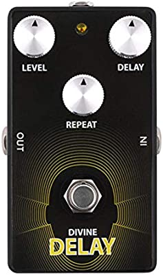 Lindo Guitars l-dd Mind Control efectos Divine retraso Pedal de ...