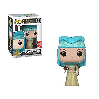 Funko Pop! Game of Thrones #64 Olenna Tyrell (2020 Summer Convention Exclusive): Toys & Games