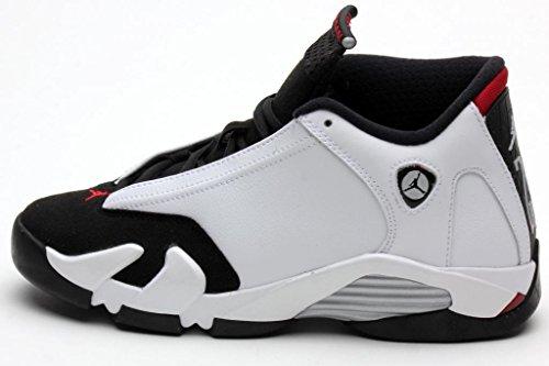 Nike-Air-Jordan-14-Retro-Kids-BlackWhite-654963-102