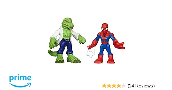 MARVEL SUPER HERO SQUAD Figure CHOOSE 2 playskool heroes low ship CAKE TOPPER