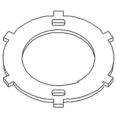 Amazon Com All States Ag Parts Clutch Plate John Deere 6810 7700