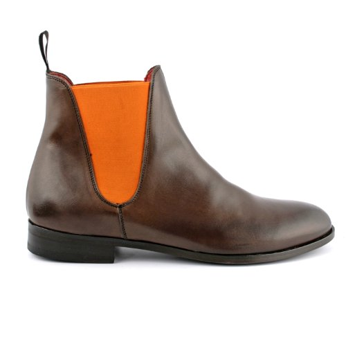 Exclusif Paris Mystere, Chaussures homme Bottines