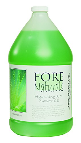 Fore Naturals Hydrating Aloe Shower Gel (Gal)