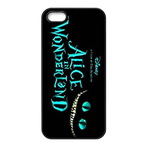 Alice In Wonderland Case Cover For iPhone 5S Case