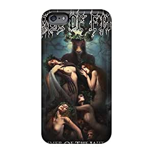 Shockproof Hard Cell-phone Case For Iphone 6plus (nfn16826MYNJ) Customized Vivid Moonspell Band Morbid God Image