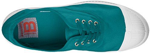 Turchese turquoise Sneaker Tennis Bensimon Donna Lacets wPYY68
