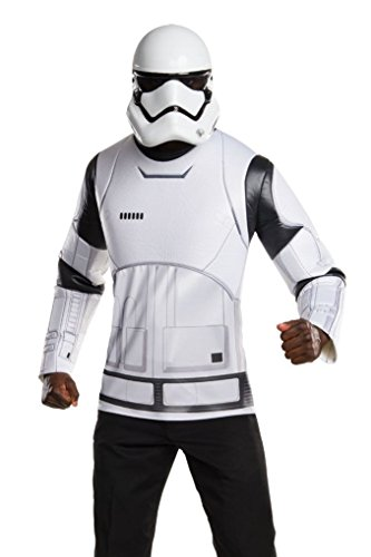 Star Wars Force Awakens Stormtrooper Costume Kit, Multi, X-Large