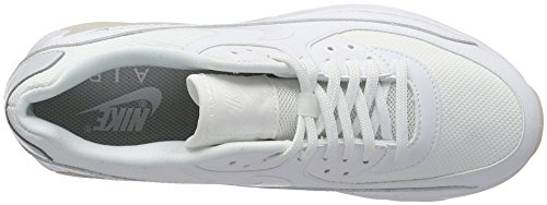 Essential 90 W Laufschuhe White Damen Air Weiß pure White Nike Platinum Ultra Max 4IYqw5