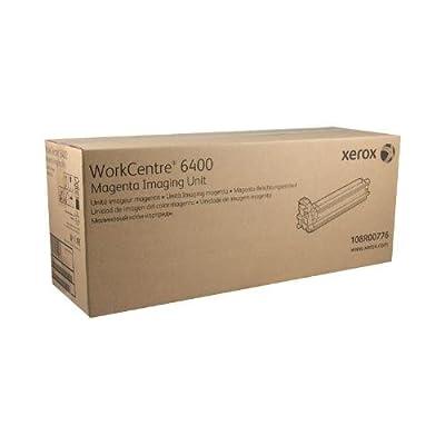 Xerox 108R00776 OEM Drum - WorkCentre 6400 Magenta Imaging Unit (30000 Yield) OEM