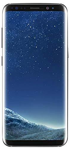 Samsung Galaxy S8+ SM-G955U 64GB Midnight Black AT&T (Renewed)