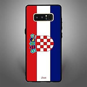 Samsung Galaxy Note 8 Croatia Flag
