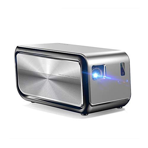 EXCLVEA High Definition Projector Home Office Projektor, DLP Video-Projektor mit 1100 Lumen, 1080P 4K Video WiFi HDMI…