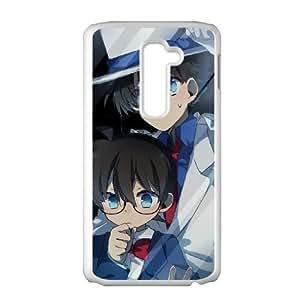 Detective Conan LG G2 Cell Phone Case White yyfabc-379797