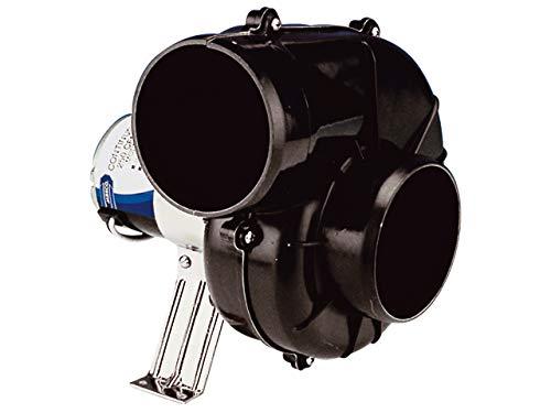 Jabsco 35770-0092 Series Flexmount Blower, Continuous Duty, 4 inch, DC 250 CFM, 12 Volt by JABSCO