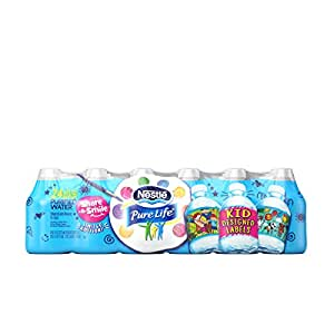Nestle Pure Life Water, 8 Oz (pack of 24)