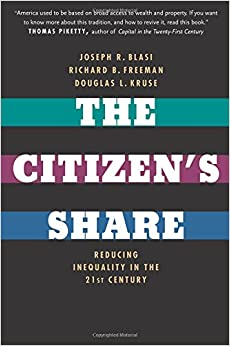 The Citizen's Share: Reducing Inequality in the 21st Century
