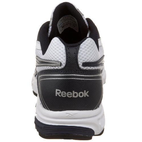 Silver Navy Shoe Kibo White Reebok Men's Running xqTRwUYU