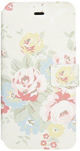 LD A000817 Case Klappetui für iPhone 6, frische Blumen