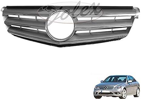 Kühlergrill Mb W204 Avantgarde Chrom Silber Auto