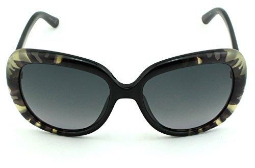 Dior Tie Dye 1 Oval Women Sunglasses (Black Floral Print Frame, Grey Lens - Sunglasses Lady Lady Dior 1