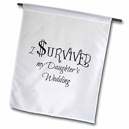 3dRose fl 180019 1 Survived Daughters Wedding