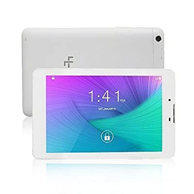 Yuntab 7 Inch Tablet pc, 3G Unlocked Phone Tablet, Quad Core 800 x 1280 IPS, Android Rk8382, 1g / 8g, GSM / WCDMA Support Phone Call SIM Card, Bluetooth 4.0 Dual Camera with 2mp