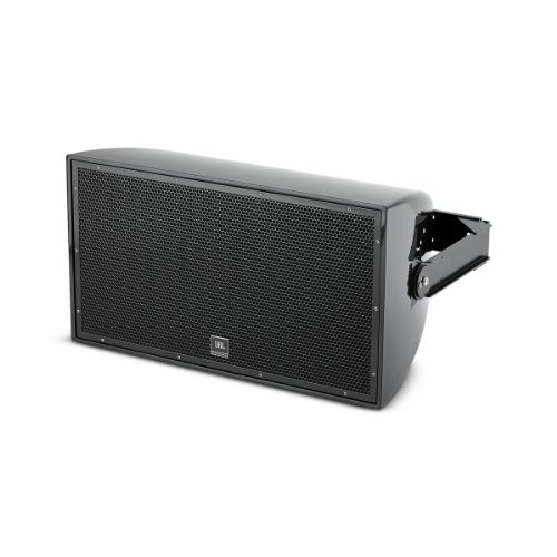 "JBL AW526-BK | 2Way All Weather Loudspeaker with 1 x 15"" LF Black from JBL"