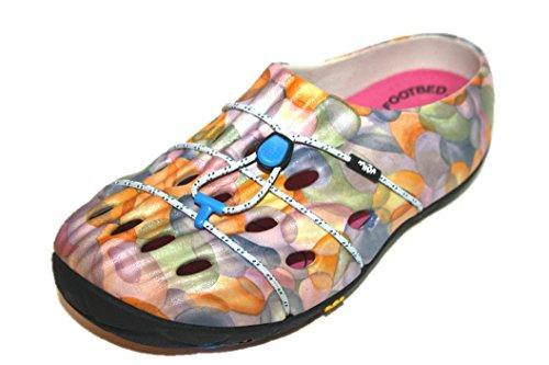 Clogs Bunt Pantoletten Mion 99751 Timberland Damen Mehrfarbig Schuhe qtwd8Bw