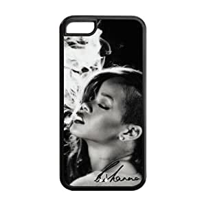 diy phone caseHot Singer Rihanna Inspired Design TPU Case Back Cover For iphone 6 plus 5.5 inch iphone5c-NY873diy phone case