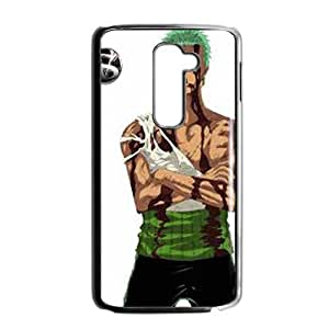New for One Piece popular Anime Manga Cartoon Monkey D. Luffy Zoro Case Cover for LG G2