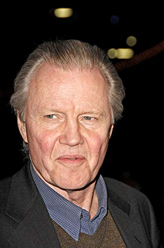 Posterazzi Poster Print Jon Voight at Arrivals for Alpha Dog Premiere Arclight Hollywood Cinema Los Angeles Ca January 03 2007. Photo by Michael GermanaEverett Collection Celebrity (16 x 20) (Hollywood Alpha)