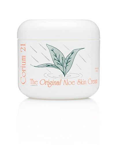 Corium 21 Aloe Vera Skin Cream – 4oz Jar