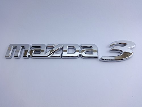 Mazda 3 Emblem Badge Car Accessories