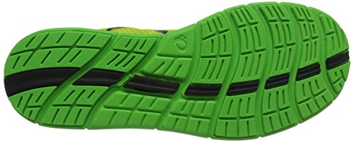 Pearl iZUMi Men EM Road N2 v2 Running Shoe Lime Punch/Screaming Green