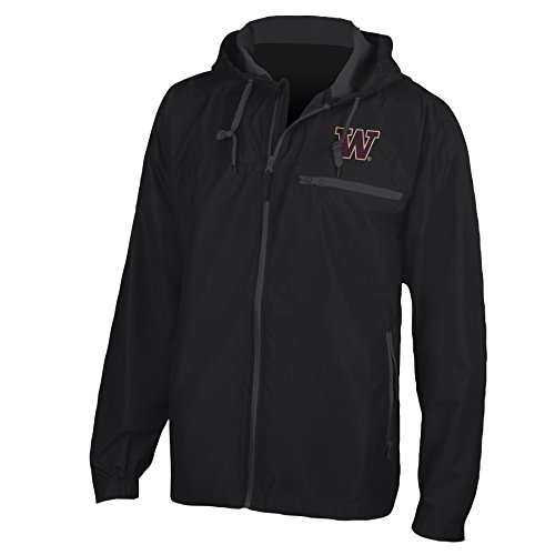 - NCAA Washington Huskies Adult Men Venture JacketX-Large