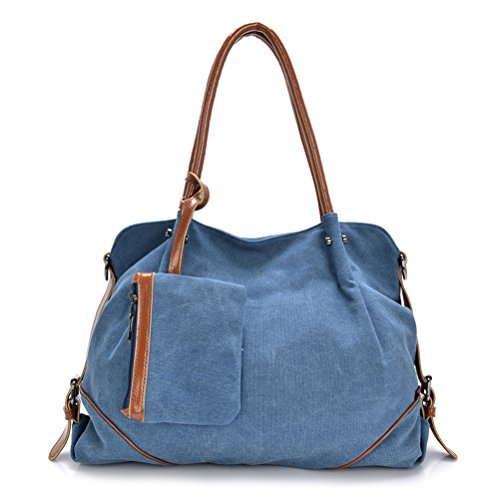 La Nago - bolso mujer azul