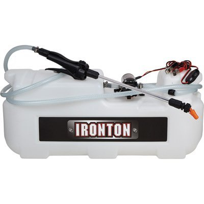 Ironton ATV Spot Sprayer - 8 Gallon, 1 GPM, 12 Volt - Spot Weed